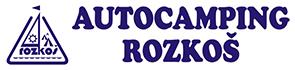 Autocamping Rozkoš – Česká Skalice Logo
