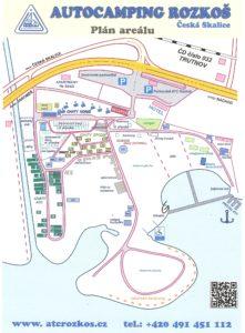 mapa autokempu